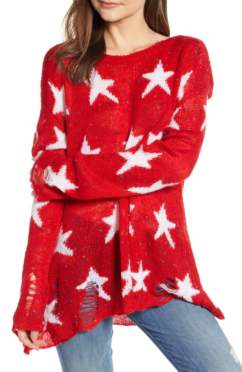 Wildfox Seeing Stars Lennon Sweater | Nordstrom