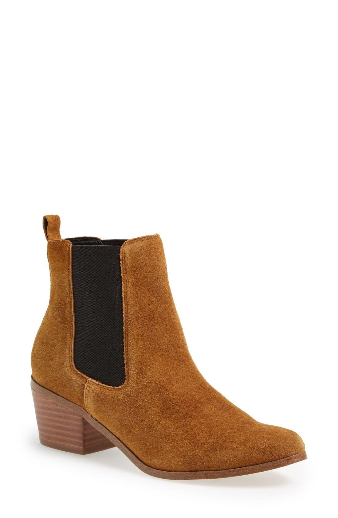 ,                             'Annex' Chelsea Ankle Boot,                             Main thumbnail 9, color,                             210