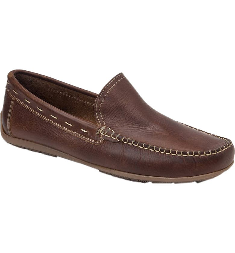 SANDRO MOSCOLONI Sagres Driving Shoe, Main, color, BROWN