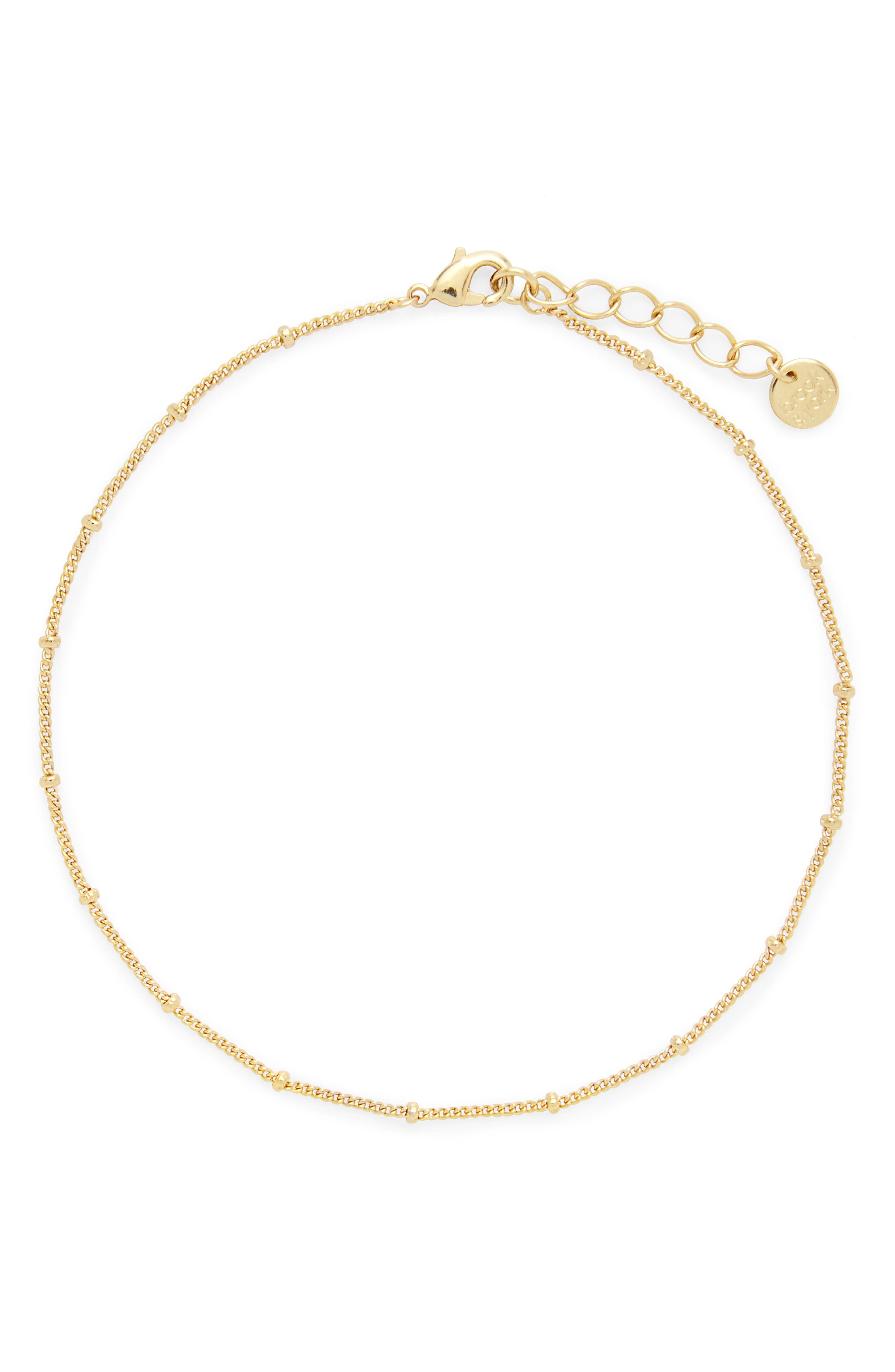 Madeline Chain Ankle Bracelet