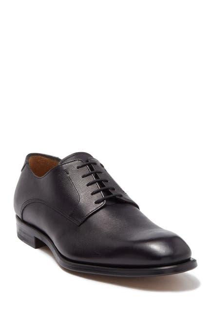 Image of Antonio Maurizi Leather Plain Toe Derby
