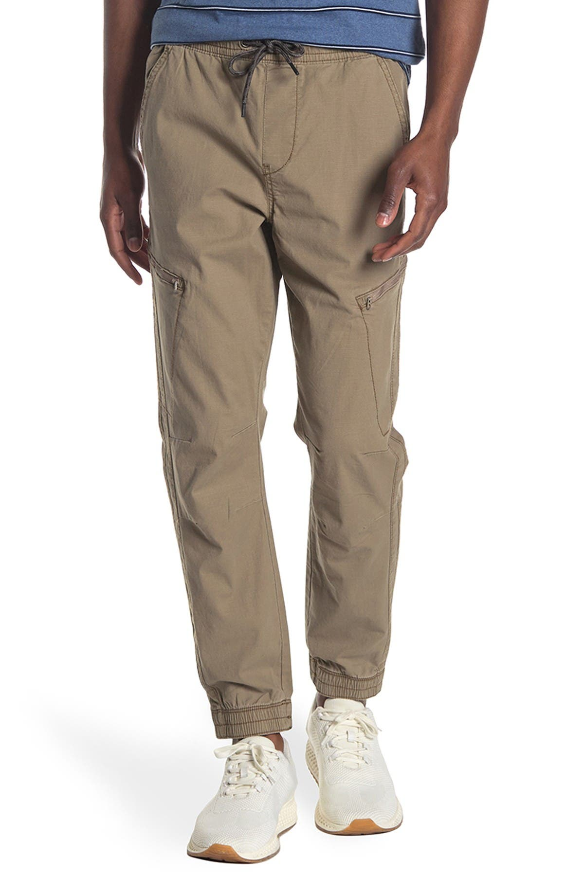 Image of UNION DENIM Stretch Ripstop Jogger Pants