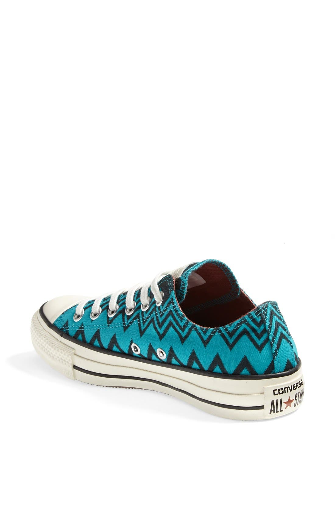,                             x Missoni Chuck Taylor<sup>®</sup> All Star<sup>®</sup> Low Sneaker,                             Alternate thumbnail 9, color,                             446