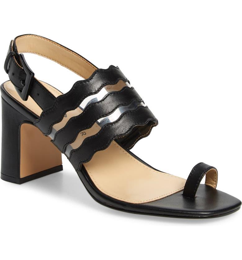 KATY PERRY Sense Toe Loop Slingback Sandal, Main, color, 001