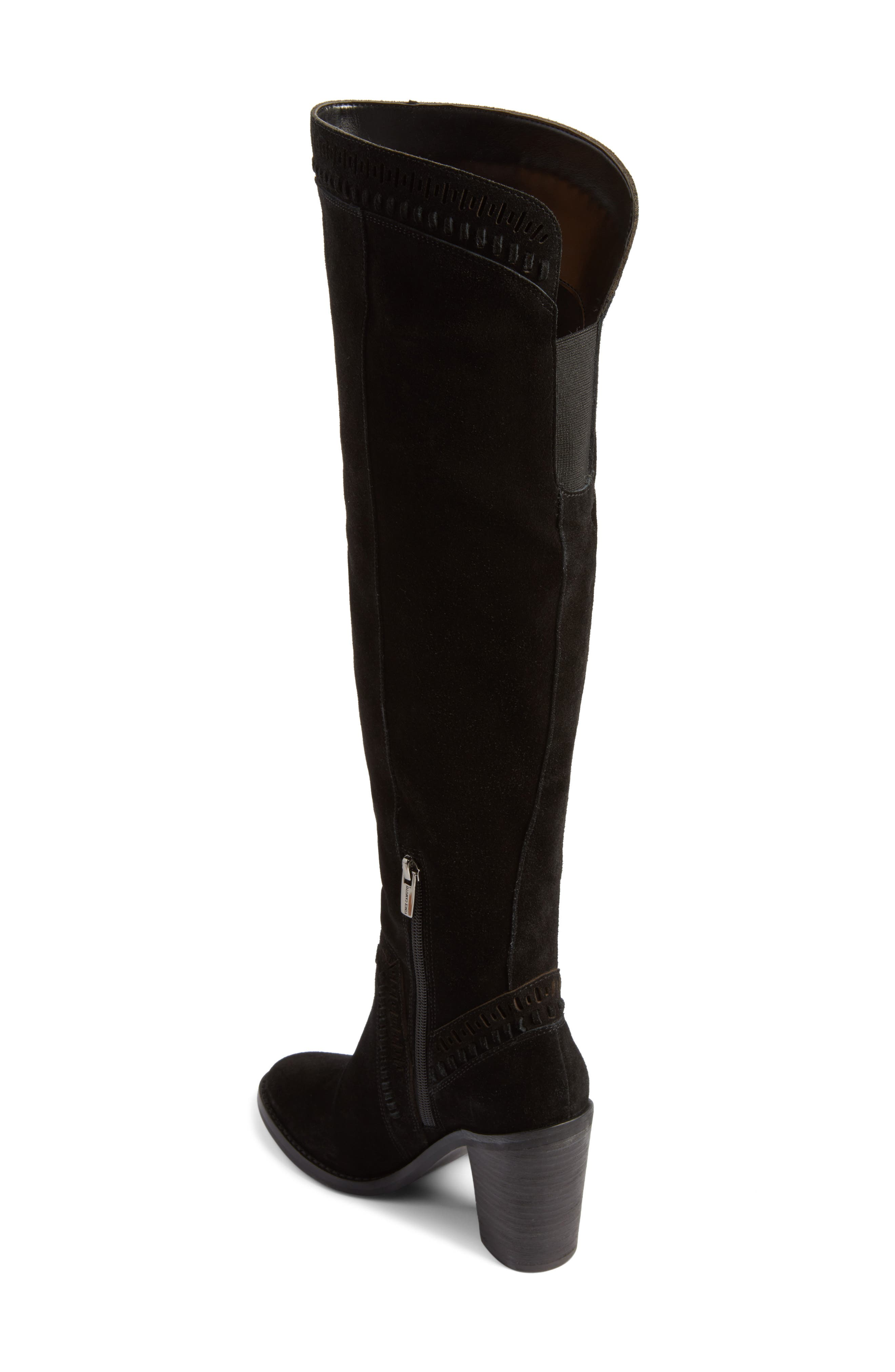 ,                             Madolee Over the Knee Boot,                             Alternate thumbnail 2, color,                             001