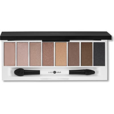Lily Lolo Laid Bare Eyeshadow Palette - No Color