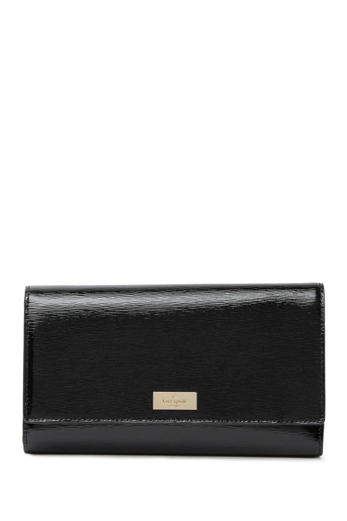 Image of kate spade new york phoenix leather wallet