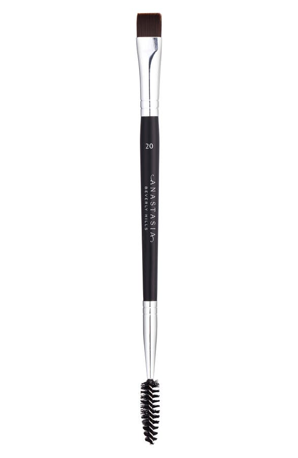 Anastasia Beverly Hills #20 DUAL ENDED BROW & EYELINER BRUSH