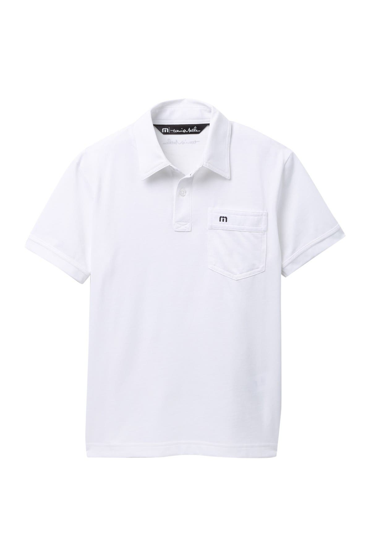 Image of TRAVIS MATHEW OG Polo
