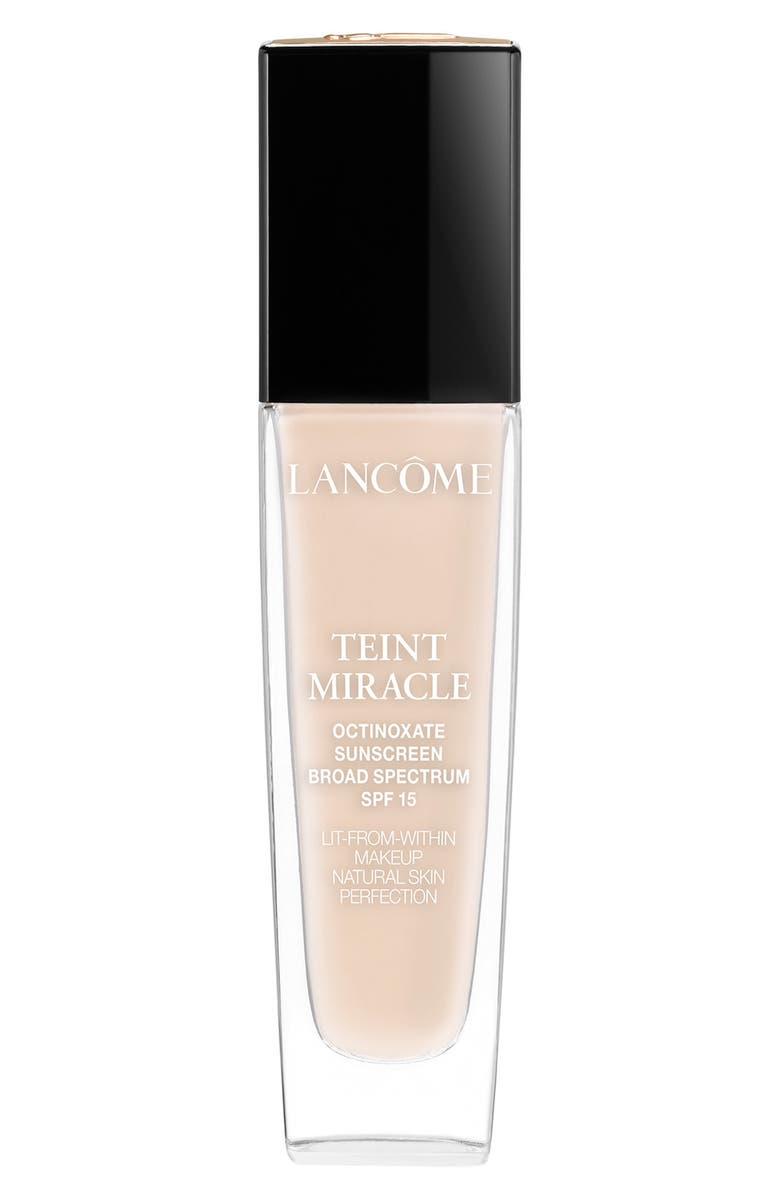 LANCÔME Teint Miracle Lit-from-Within Makeup Natural Skin Perfection SPF 15, Main, color, BUFF 2 (W)