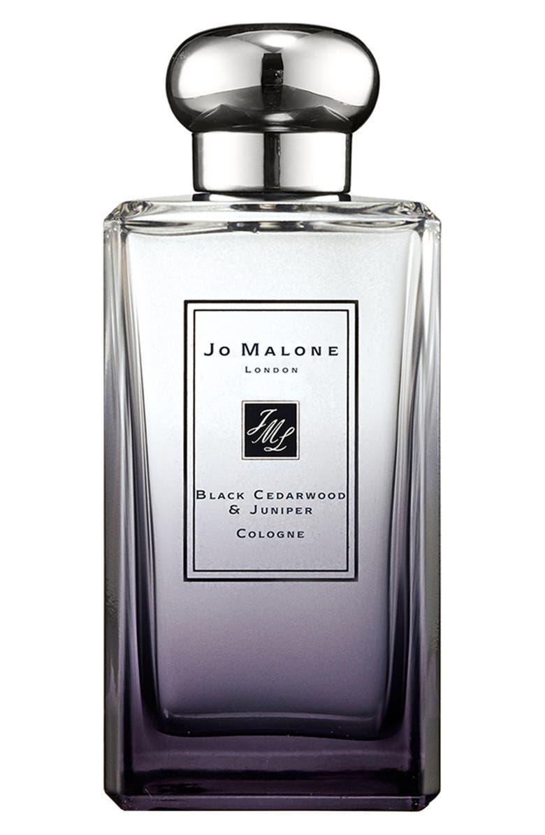JO MALONE LONDON<SUP>™</SUP> Jo Malone<sup>™</sup> 'Black Cedarwood & Juniper' Cologne, Main, color, No Color