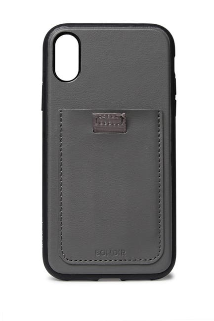 Image of SONIX Leather iPhone XR Case