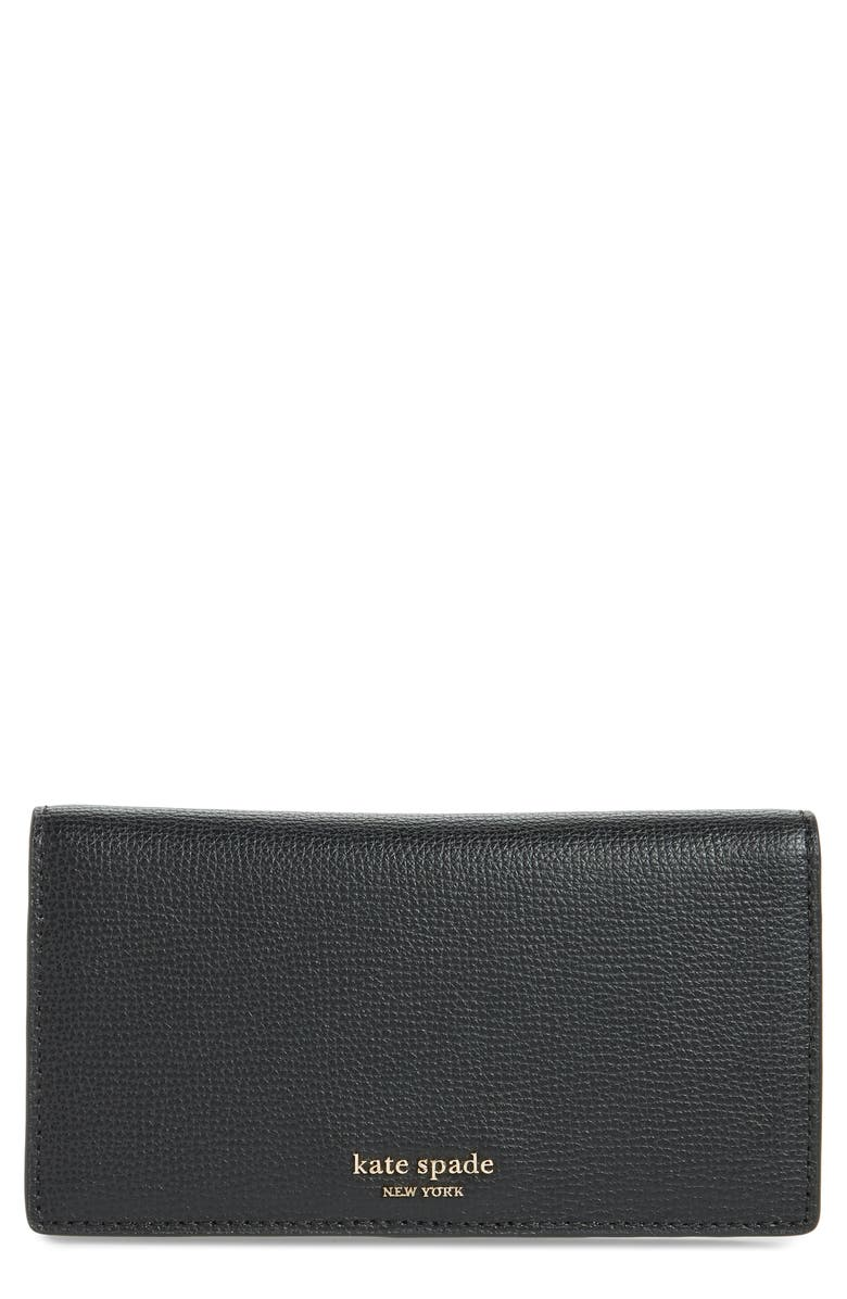 Medium Sylvia Leather Bifold Wallet by Kate Spade New York