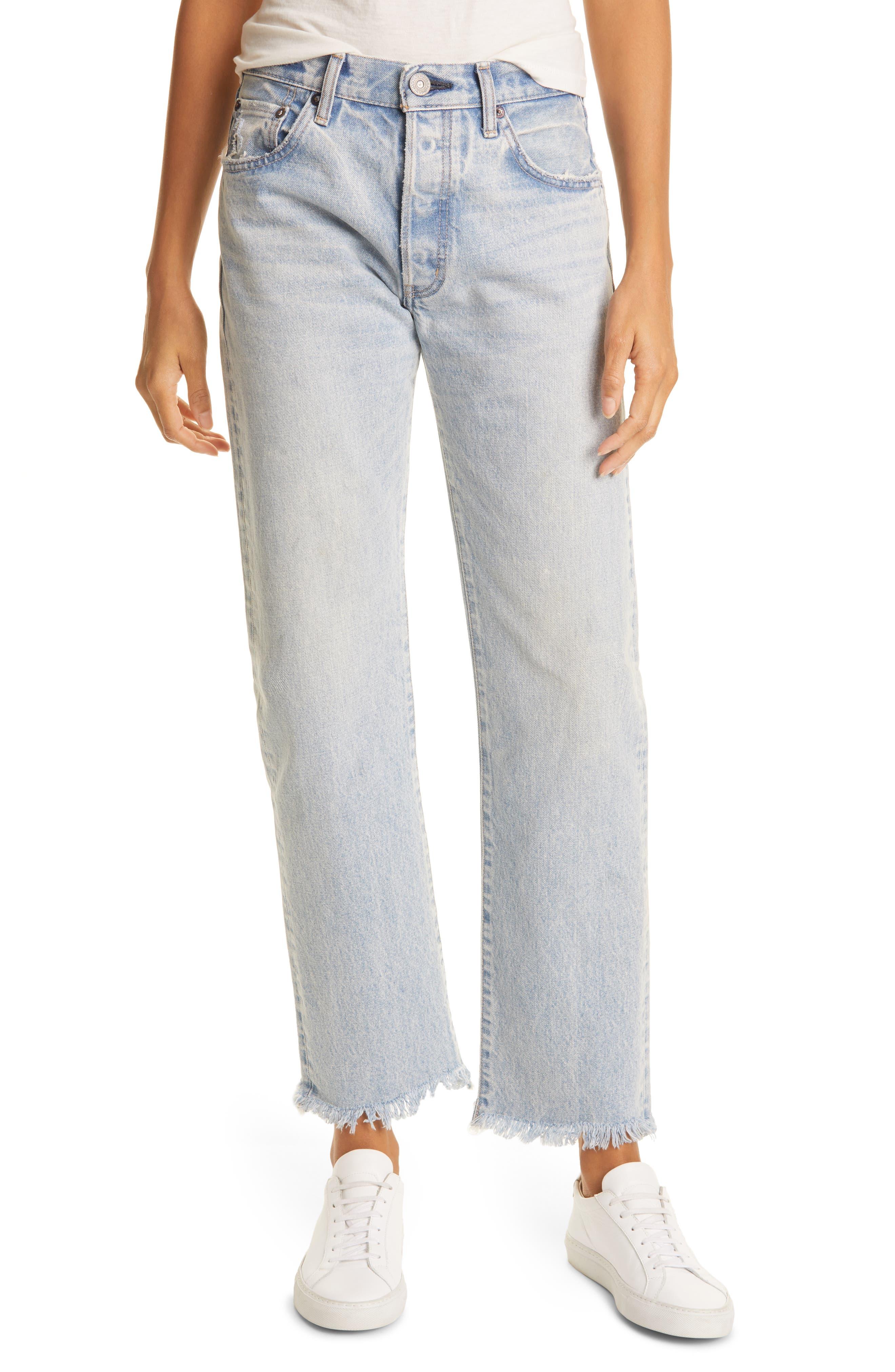 Peoria Straight Leg Jeans