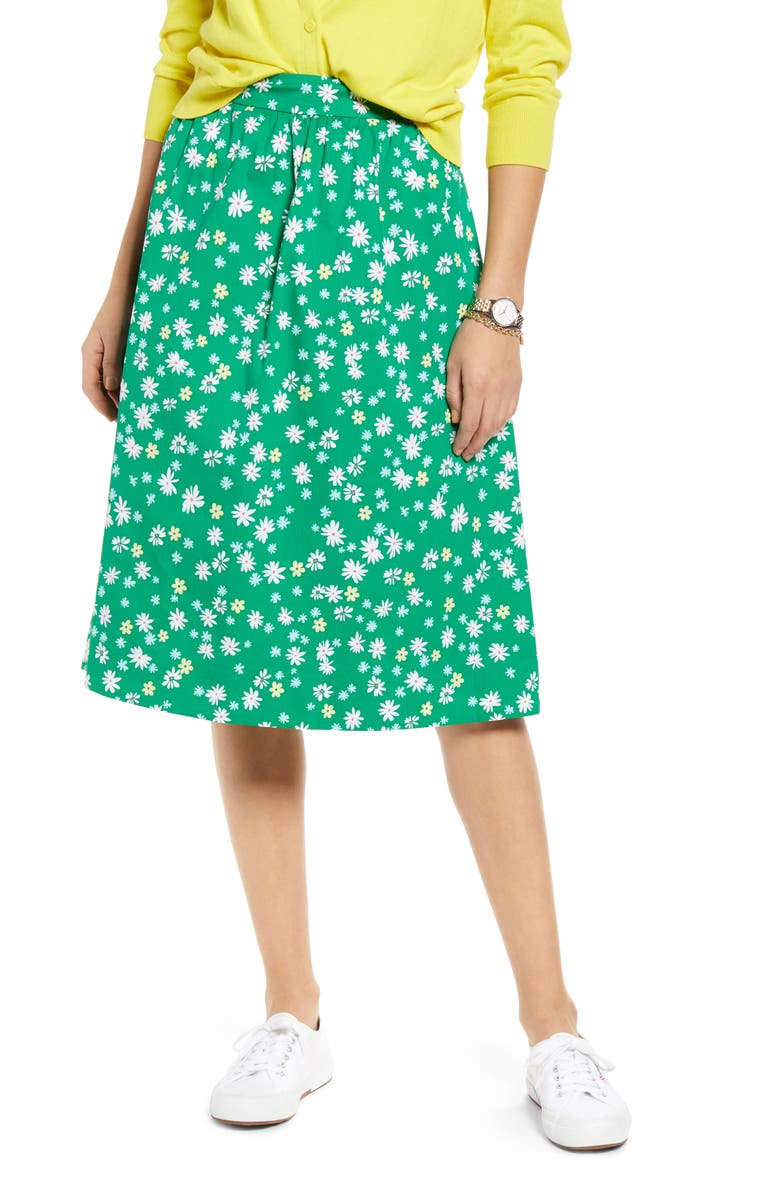 1901 Pull-On A-Line Skirt, Main, color, 310