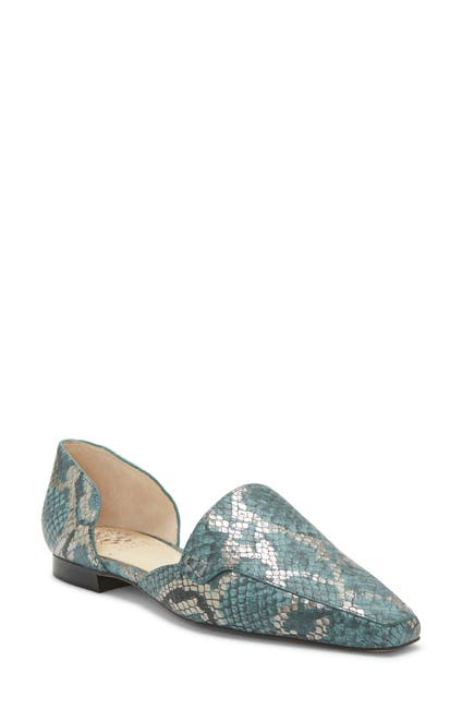Image of Vince Camuto Kordie Leather d'Orsay Flat