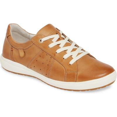 Josef Seibel Caren 01 Sneaker, Beige