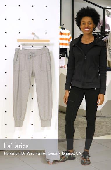 Ahnya Fleece Pants, sales video thumbnail