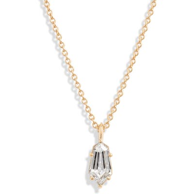 Nadri Small Eliza Pendant Necklace