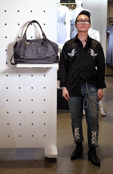 Voyageur Dorsten Nylon Duffle Bag, sales video thumbnail