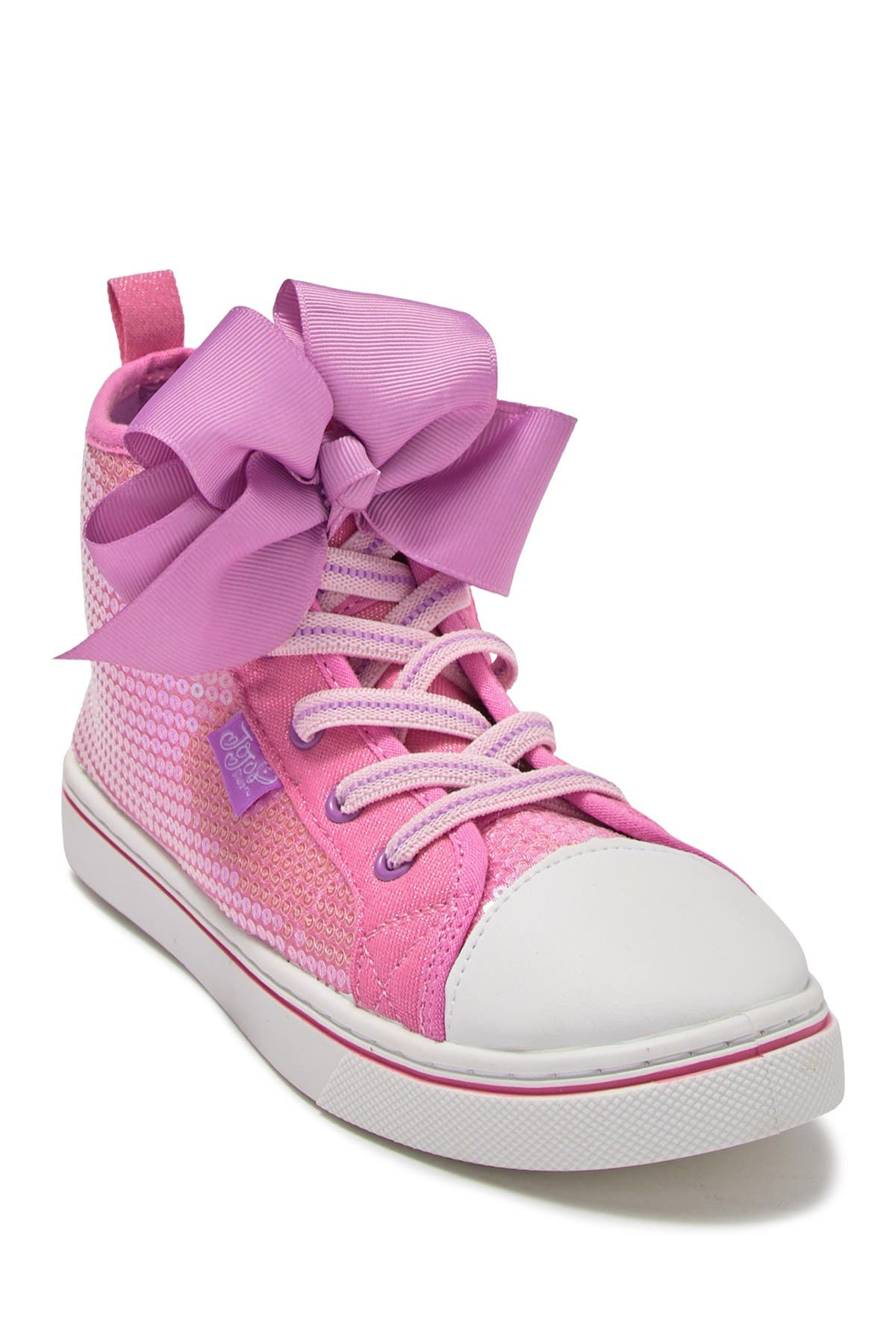 Jojo Siwa Sequin High Top Sneaker