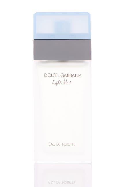 Image of Dolce & Gabbana Women's Light Blue Eau de Toilette - 0.84 fl. oz.