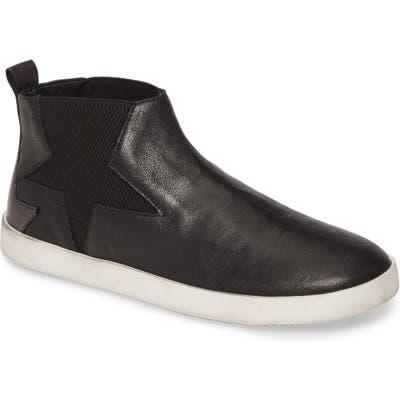 Cloud Viva High Top Sneaker - Black