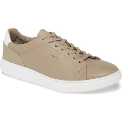 Calvin Klein Falconi Sneaker, Beige