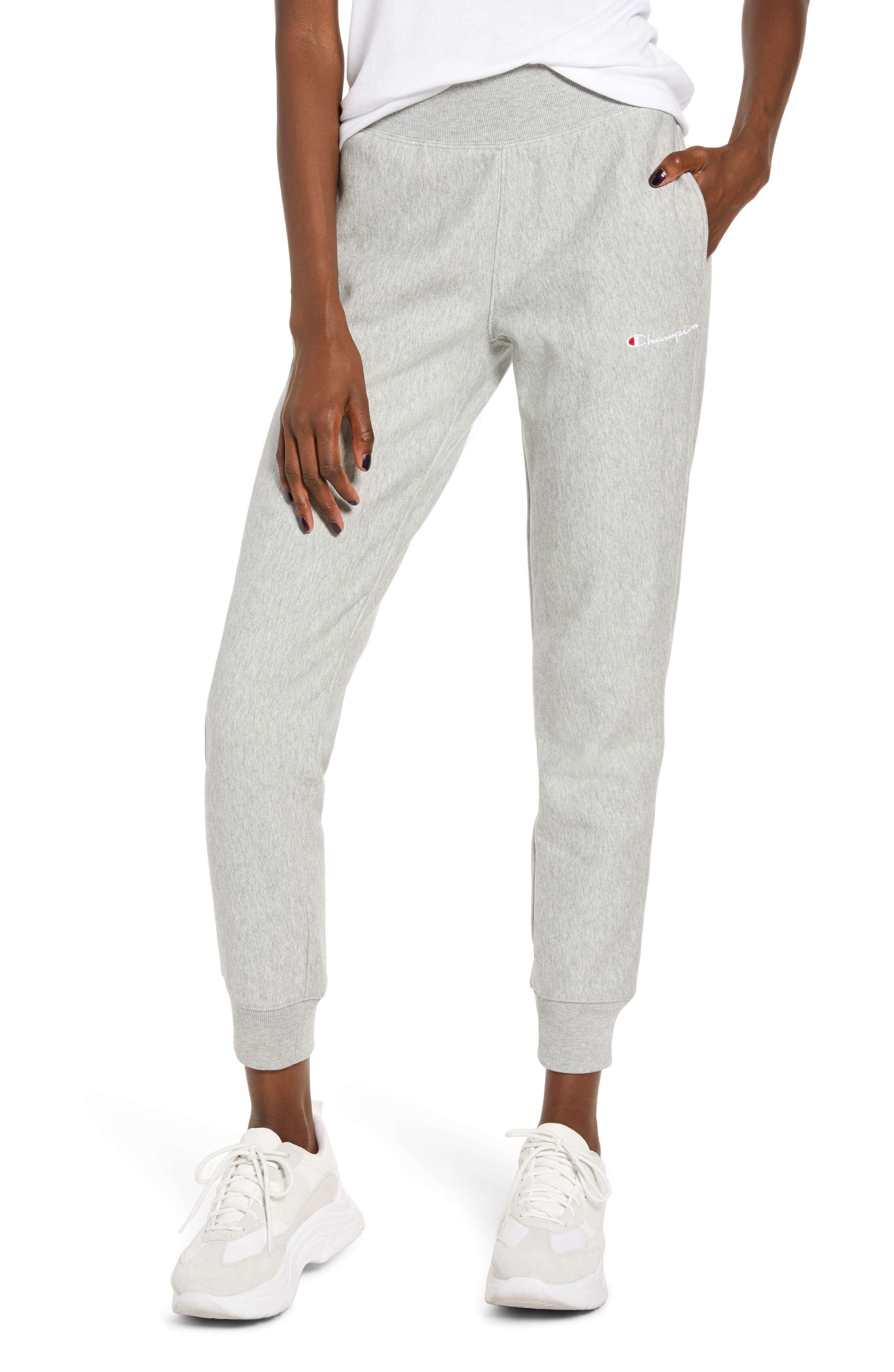 Champion Chainstitch Logo Reverse Weave® Jogger Sweatpants