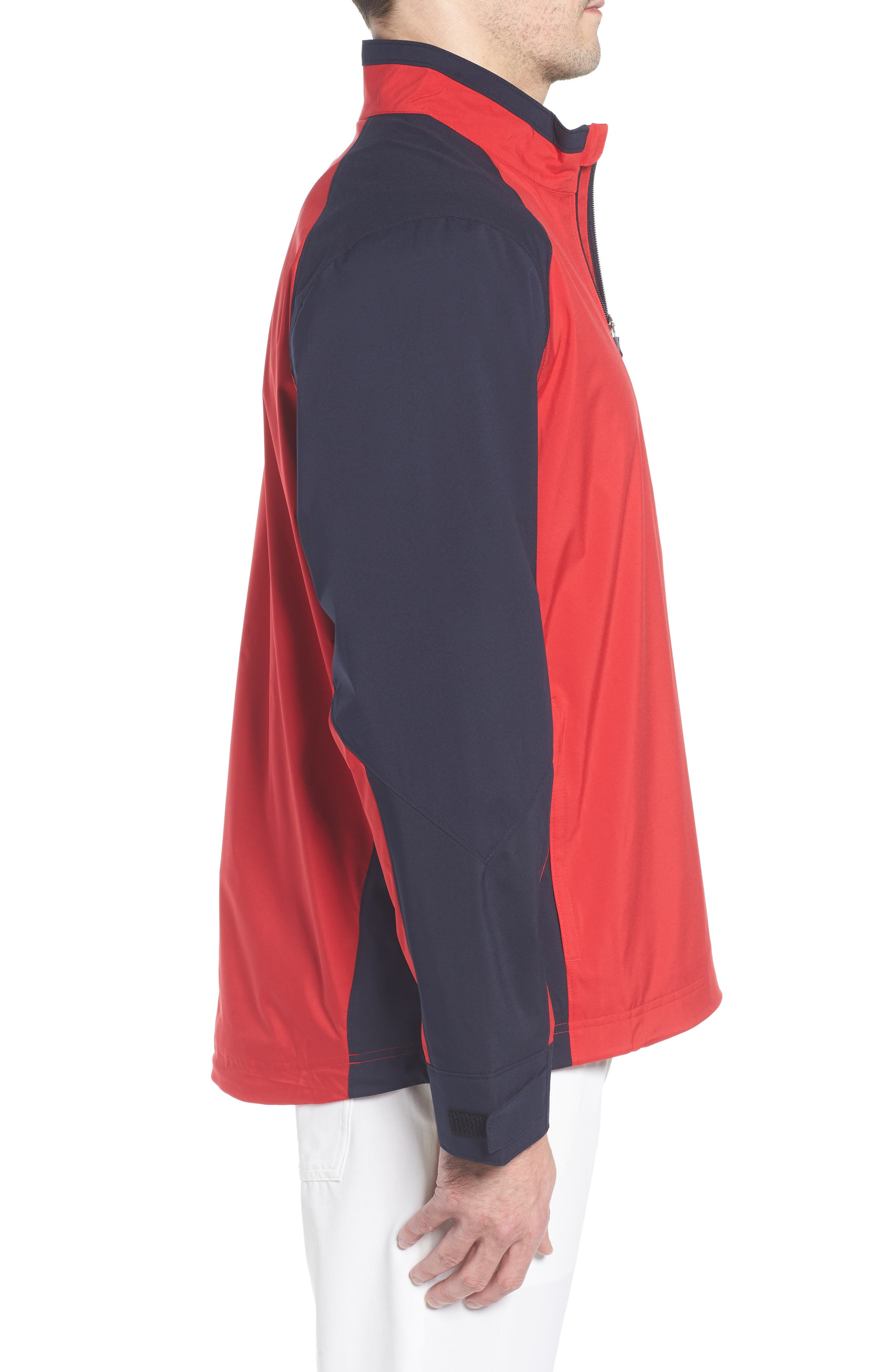 ,                             'Summit' WeatherTec Wind & Water Resistant Half Zip Jacket,                             Alternate thumbnail 9, color,                             400