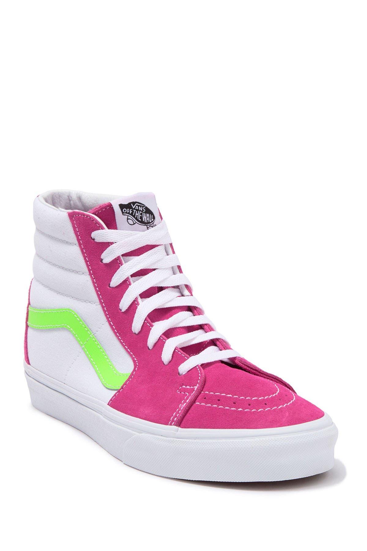 VANS   Colorblock Sk8 High Top Sneaker