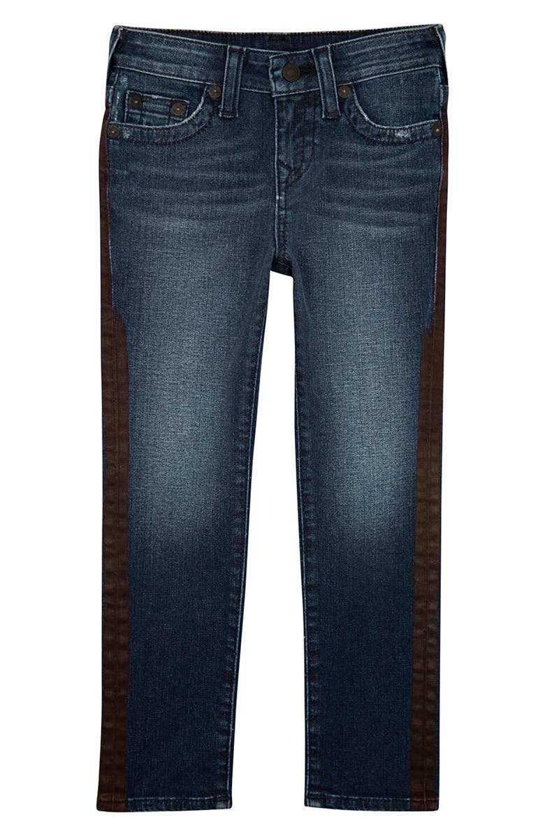 TRUE RELIGION BRAND JEANS Rocco Straight Leg Jeans, Main, color, 475
