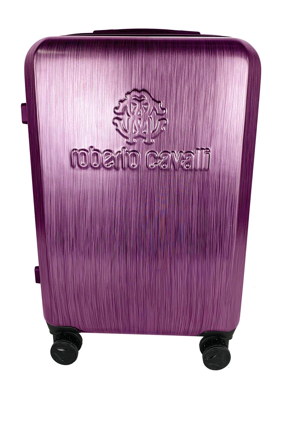 "Image of Roberto Cavalli Woodlock 24"" Expandable Hardside Spinner Suitcase"