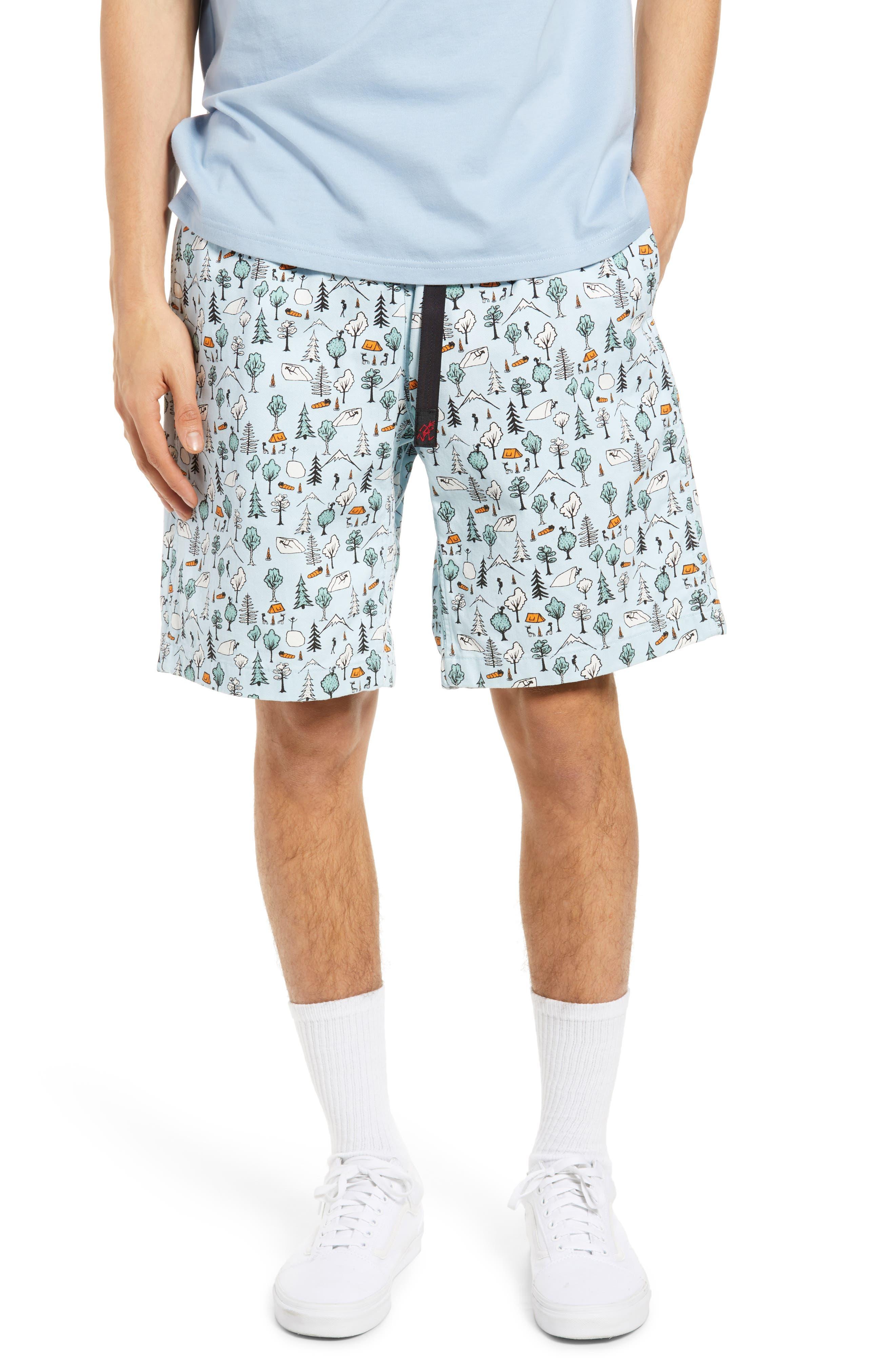 Jonas Claesson Cotton Shorts