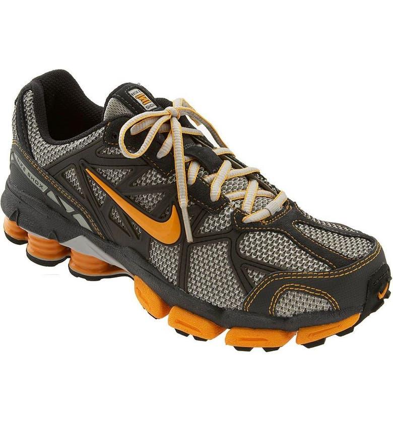 Nike 'Shox Junga' Trail Running Shoe (Men) | Nordstrom