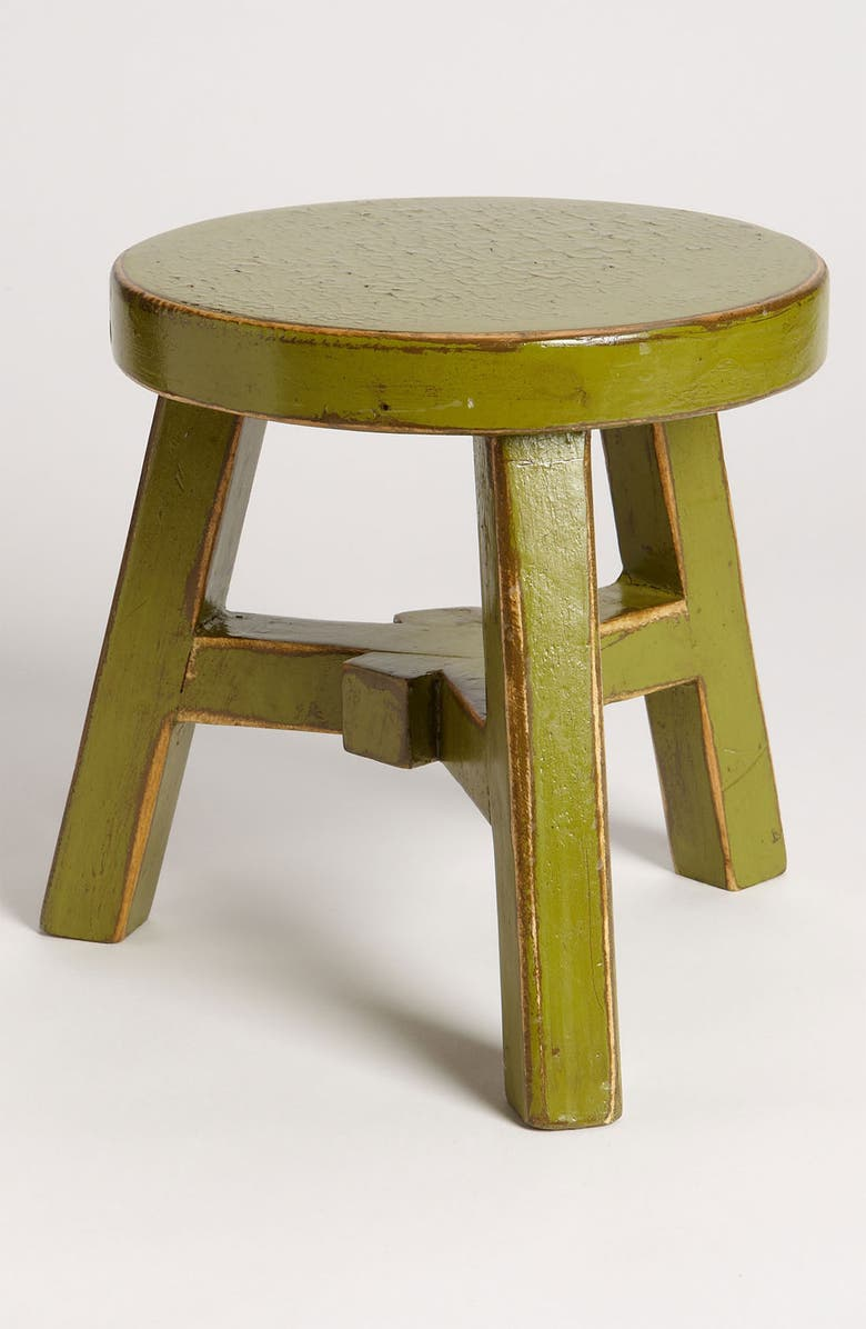 Small Decorative Wood Stool Nordstrom