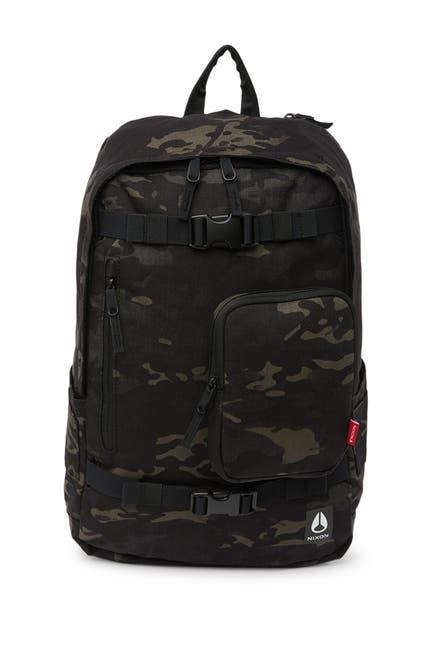 Image of Nixon Smith Camo Backpack