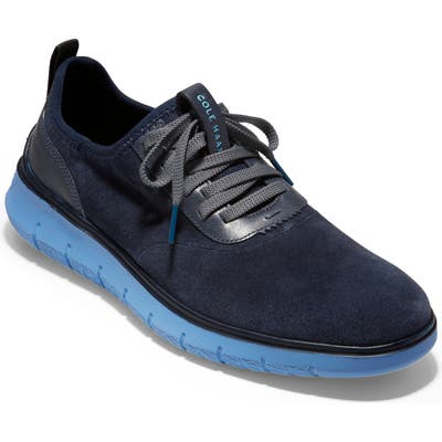 Cole Haan Generation Zer?grand Sneaker- Blue