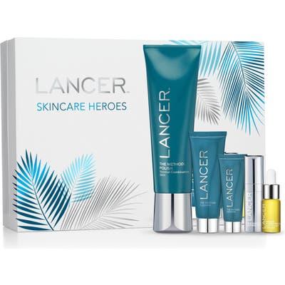 Lancer Skincare The Method Skin Care Heroes Set