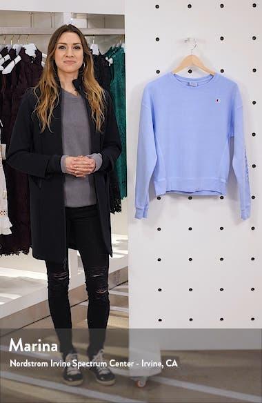 Garment Dye Reverse Weave Sweatshirt, sales video thumbnail