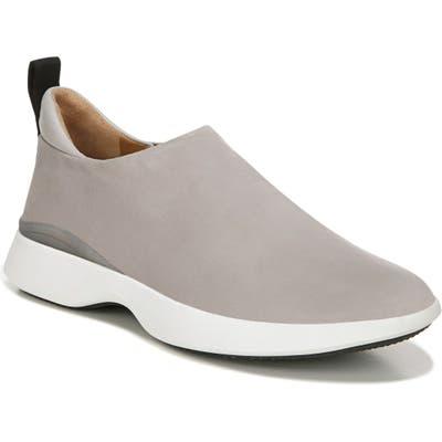 Via Spiga Laverno Slip-On Sneaker, Metallic