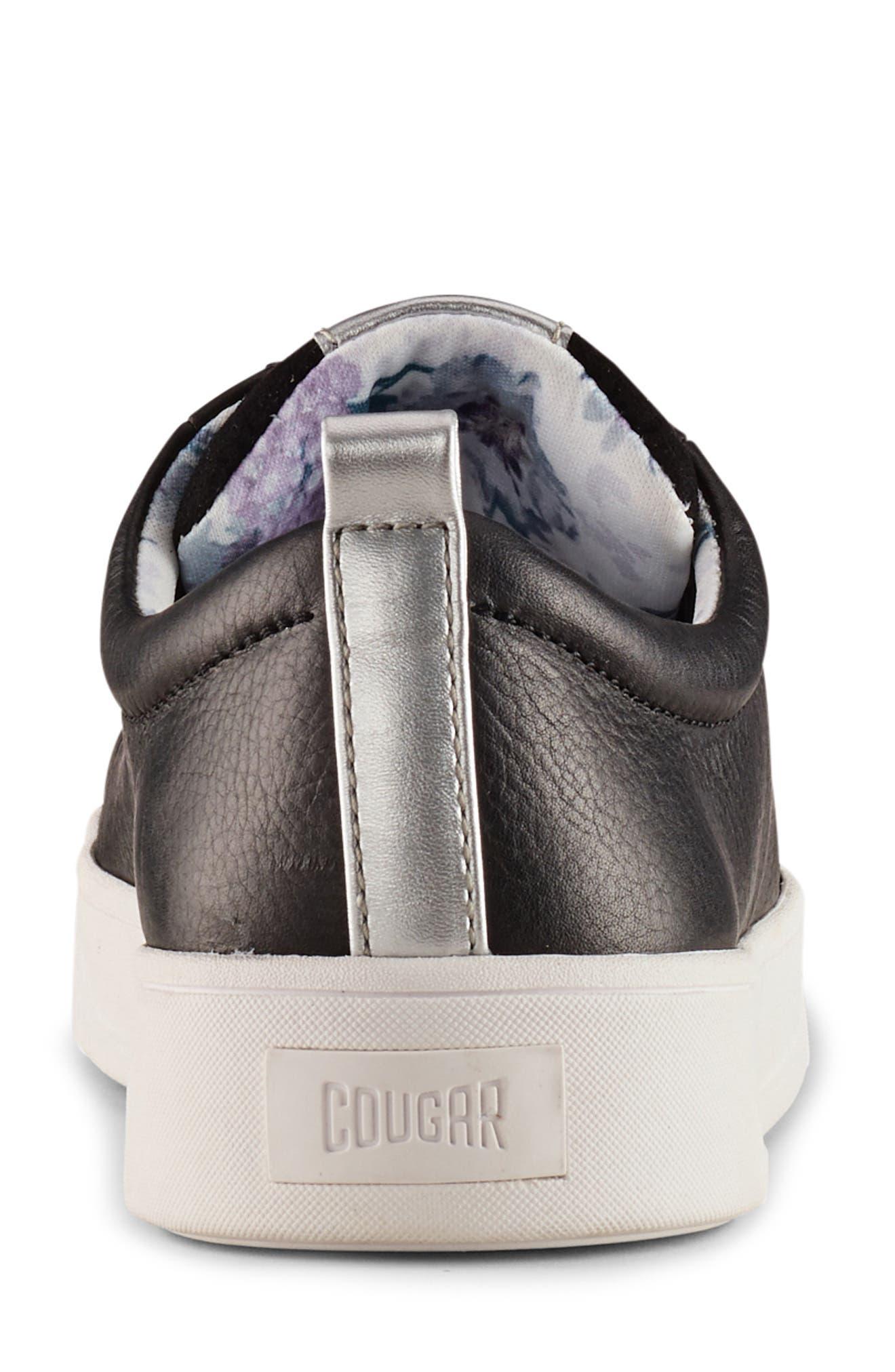 ,                             Bloom Sneaker,                             Alternate thumbnail 5, color,                             BLACK LEATHER