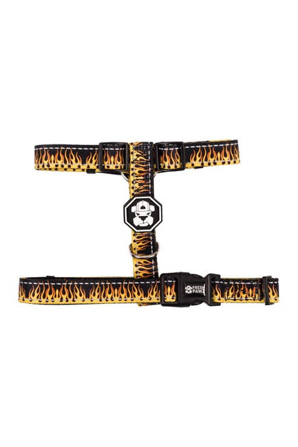 Image of FRESH PAWZ Flame Thrower | H-Harness - Large