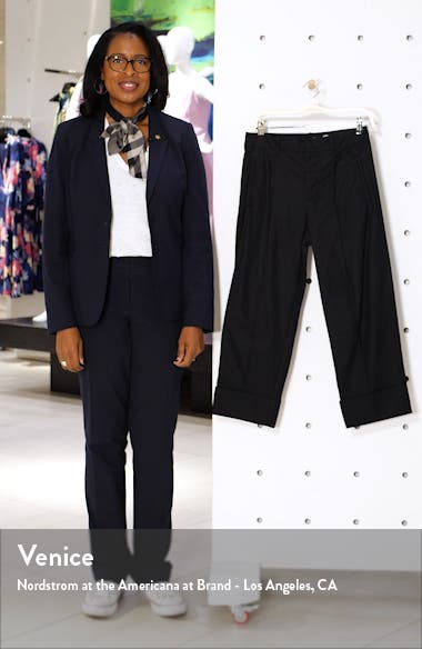 Cuffed Wide Leg Pants, sales video thumbnail