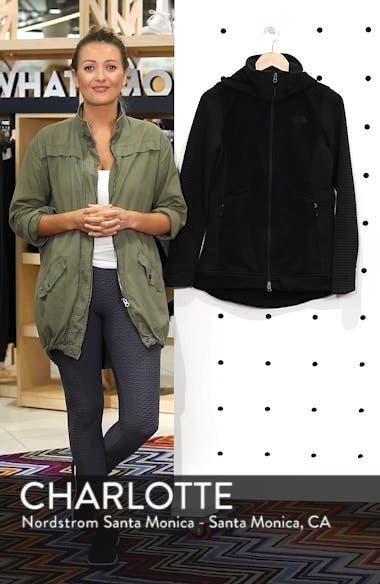 Indi 2 Hooded Knit Parka, sales video thumbnail