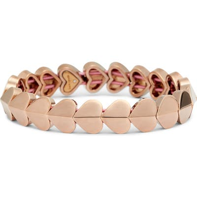 Kate Spade New York Heart Stretch Bracelet