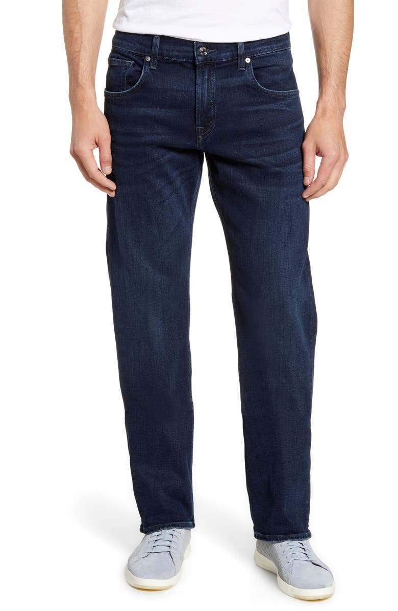 7 FOR ALL MANKIND<SUP>®</SUP> Austyn Relaxed Fit Jeans, Main, color, DEFIANCE
