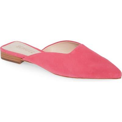 Schutz Morguetti Mule, Pink