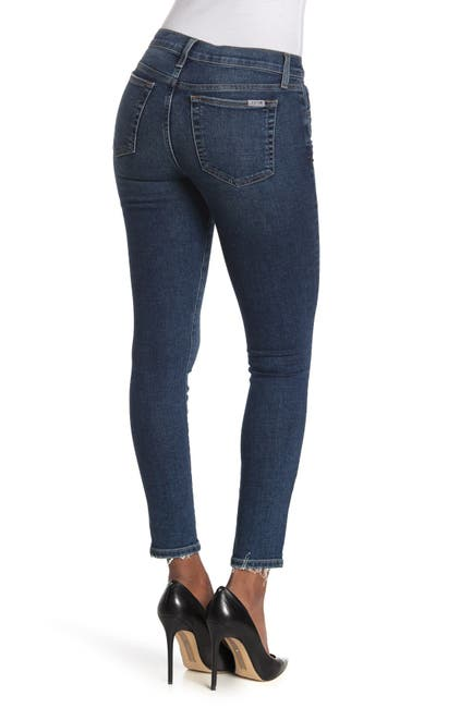 Image of Joe's Jeans Mid Rise Ankle Skinny Jeans