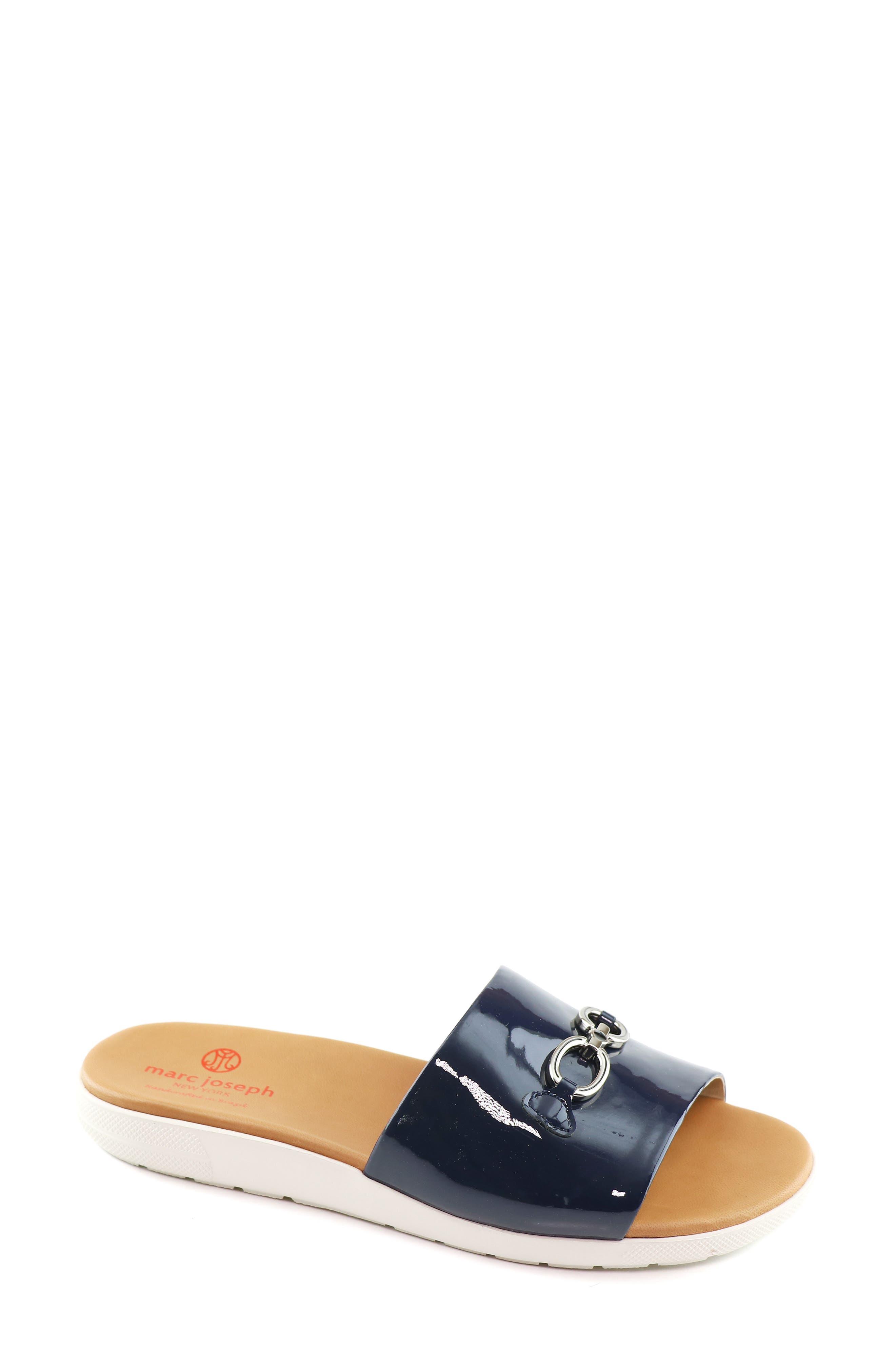 Berry Slide Sandal